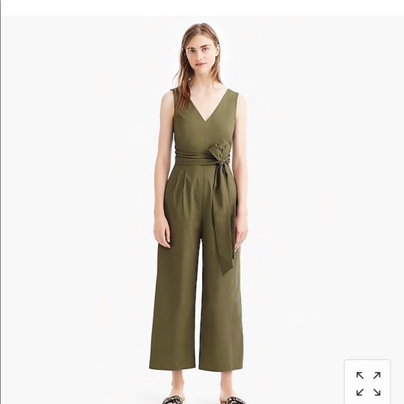 e9d1920e36e New with tags still in package j crew jumpsuit sz0